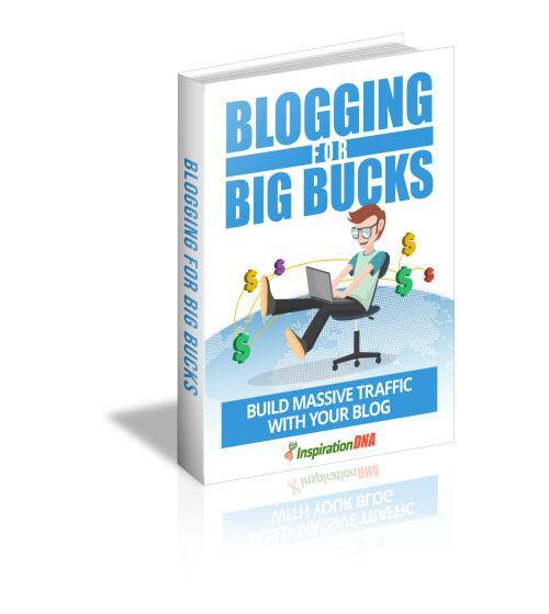 Blogging For Big Bucks eBook
