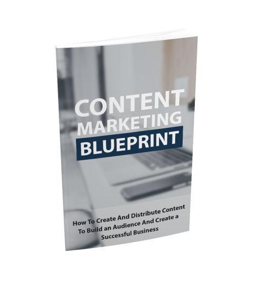 Content Marketing Blueprint eBook