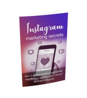 Instagram Marketing Secrets eBook