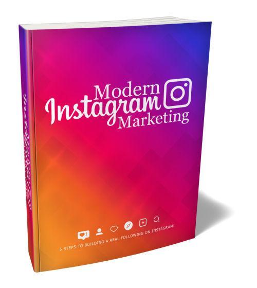 Modern Instagram Marketing eBook