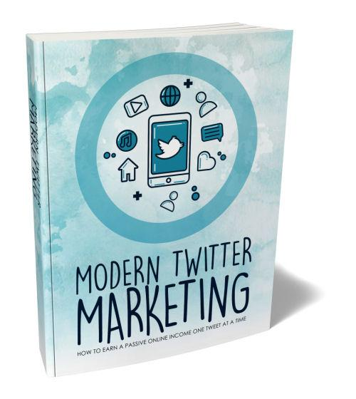 Modern Twitter Marketing eBook