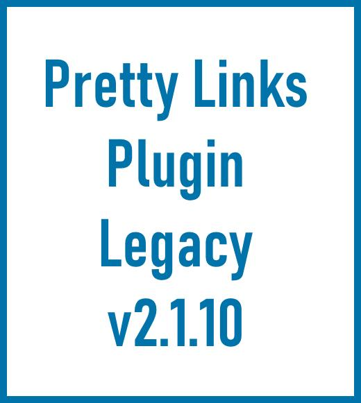 Pretty Links v2.1.10