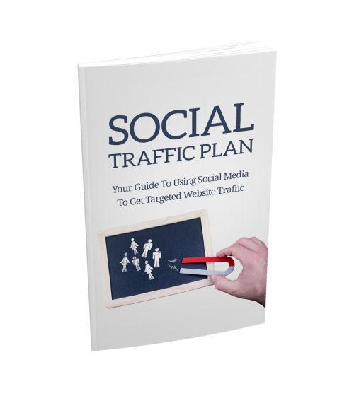 Social Traffic Plan eBook