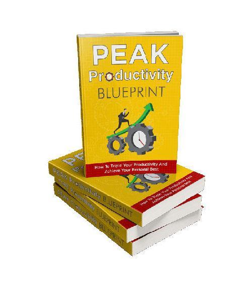Peak Productivity Blueprint eBook