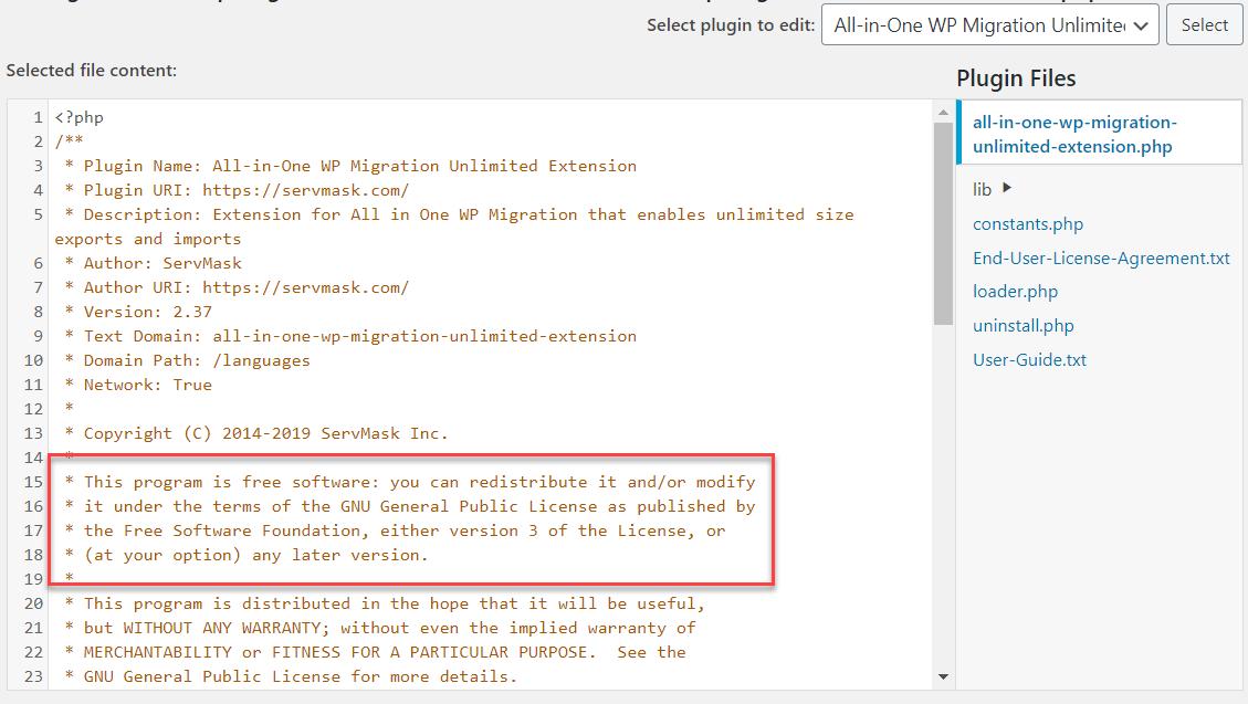 AIO-WP-Migration GPU Licence