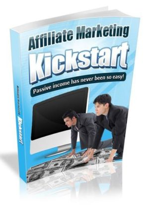Affiliate Marketing Kickstart eBook