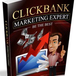 ClickBank Marketing Expert eBook