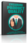 Ensuring Product Quality eBook