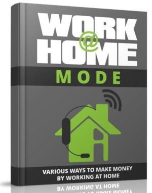 Work at Home Mode eBook