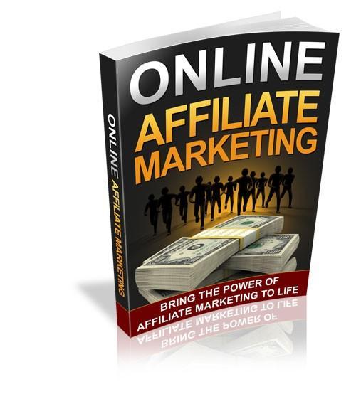 Online Affiliate Marketing
